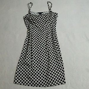 KENNETH COLE REACTION Spaghetti Strap Dress. Sz 12